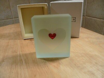 Spaceform Affinity Token Heart/Red Heart