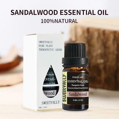 10ml Sandalwood Essential Oil Natural Pure Plant Aromatherapy Essential Oils