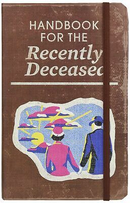 Beetlejuice Handbook for the Recently Deceased Journal by Insight Edn Hardcover