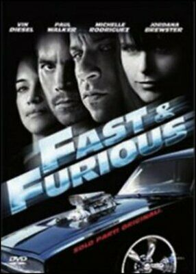 Fast And Furious - Solo Parti Originali  Dvd Azione