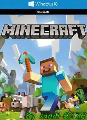 Minecraft Windows 10 Edition PC ACTIVATION KEY FULL GAME + Reward Gift Steam Key