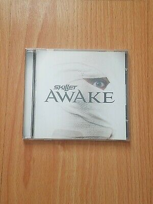 Awake by Skillet - CD (Used, Tested and Working)