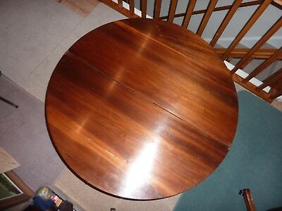 Antique Mahogany Thornton & Hearne Coaching Table