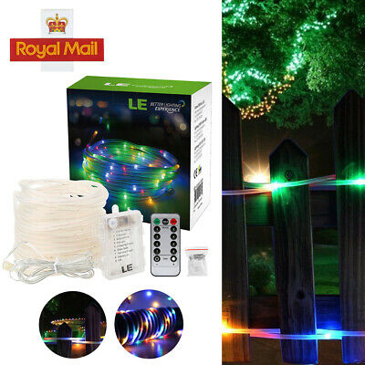 120 LED RGB+Remote Control Light Strip Tape Kitchen Cabinet Ceiling Party UK NEW