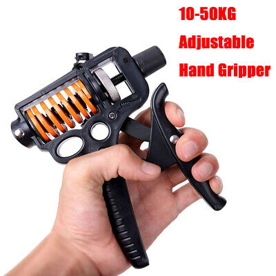 Adjustable Hand Grip 10-50 Kg Power Exerciser Strengthener Strength Trainer