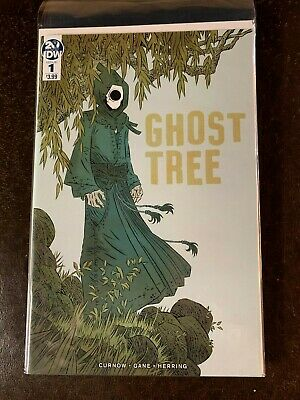 Ghost Tree Issues 1-4 Complete Mini Series IDW Comics Bobby Curnow Simon Gane