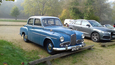 1956 Humber Hawk mkVI with Overdrive - No Reserve!