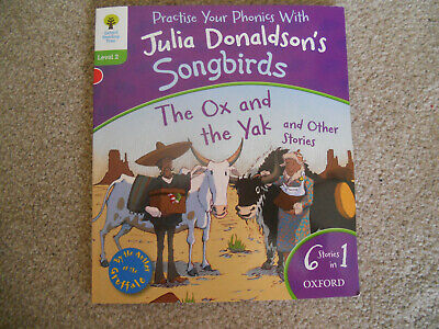 Oxford Reading Tree - Songbirds Level 2 - 6 Stories In 1 Book - Julia Donaldson
