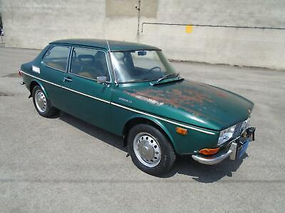 Saab 99 1850 Automatic Lhd 2Dr(1971) Met Green 1 Owner! Original Car To Restore!
