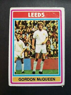MONTY GUM-FOOTBALL NOW 1975//76 TODD DERBY COUNTY