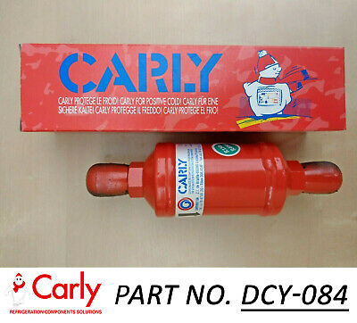 "CARLY FILTER DRIER 1/2"" FLARE Part no. DCY-084"