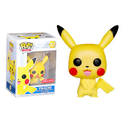 FUNKO POP Pokemon Cute Pikachu Action Figures Collection Model toys Gift