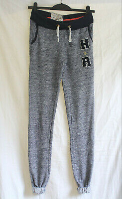 H&M Generation 915 New Look Hudson & Rose Navy Marl  Cuffed Joggers Age 12-13yrs