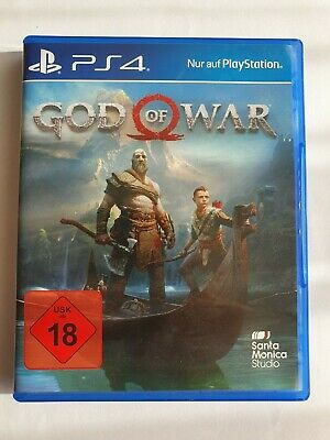 God Of War - Sony PlayStation 4 / PS4 - Sehr guter Zustand