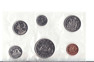 1968 Canada Proof-Like Set - No Island Variety - Reduced Price