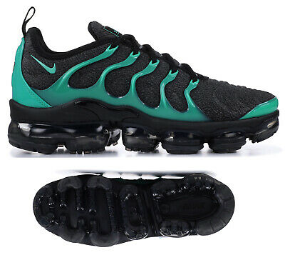 New NIKE Air Vapormax Plus Men's Sneakers green gray all sizes