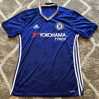 Chelsea FC Match Worn Shirt Adidas Jersey Reserves Player Issue Football Club £2