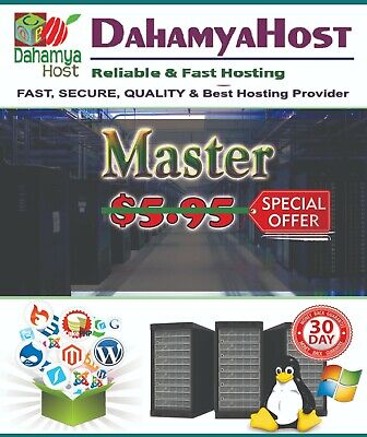 Master Reseller Unlimited Web Hosting + Mega Features - Cheap price