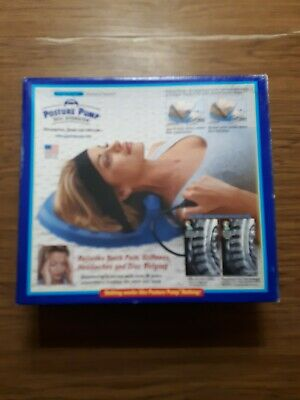 Posture Pump 1000 Neck Disc Hydrator Cervical Spine Therapy Device