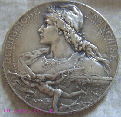 MED9044 - MEDAILLE EXPOSITION BEZIERS 1892 par BOTTEE
