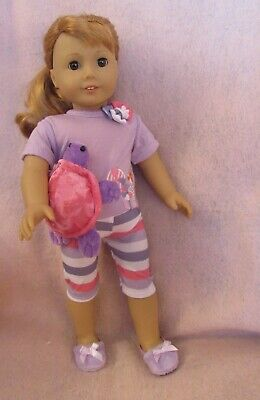 PJ Set fits American Girl Doll 18 Inch Clothes Seller lsful