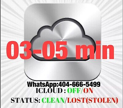 Fast Icloud Imei Check Lost Stolen Find My iPhone Checker FMI