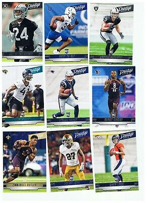 2019 Prestige Nfl Rookie Cards - You Pick Three(3) You Need
