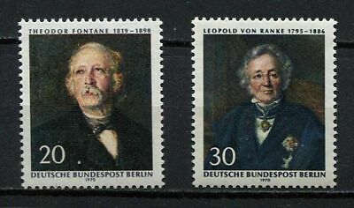 Germany - Berlin : 2 stamps from 1970 - mint NH