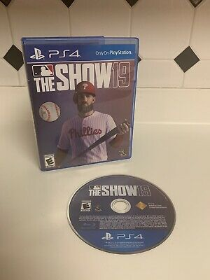 MLB The Show 19 PS4 (Sony Playation 4, 2019)