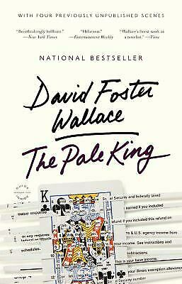 The Pale King  (NoDust) by David Foster Wallace