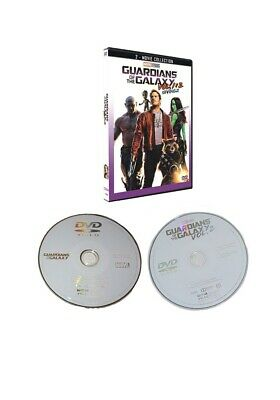 Guardians of the Galaxy Vol. 1 & 2 DVD (2 Movie Collection 2019) New USA seller!
