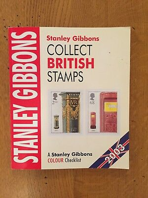 Stanley Gibbons Collect British Stamps 54th Edition excellent condition
