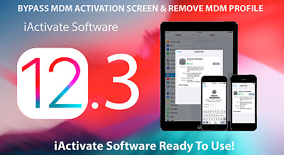Apple MDM Profile Remove iPhone iPad  Fast Service All iOS Supported
