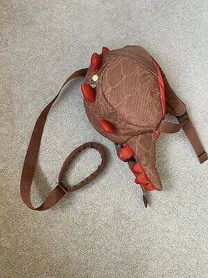 Dinosaur Little Life Backpack with Reins In Very Good Condition