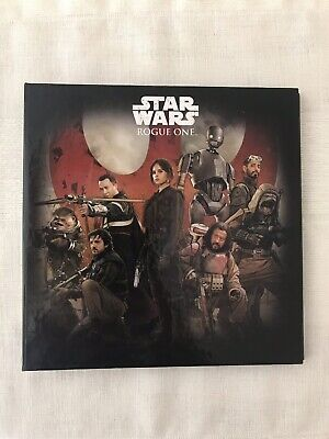 STAR WARS ROGUE ONE - COMPLETE ALBUM COLLECTOR - LECLERC 2016 - No Panini