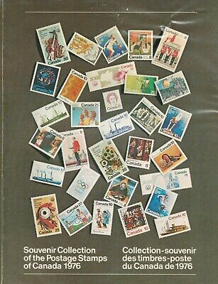 Canada Annual Collection 1976 Unitrade #19, Mint-NH