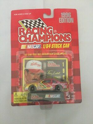 Racing Champions 1:64 Scale NASCAR 1996 Edition Terry Labonte Kelloggs