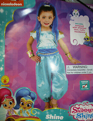 NICKELODEON BUBBLE GUPPIES Molly Toddler size 2/4 Costume