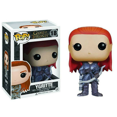 2018 TV Show Game of Thrones Toy - Wildlings Ygritte #18 POP PVC Figure With Box
