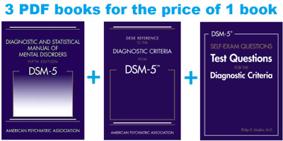 DSM-5 Diagnostic and Statistical Manual of Mental Disorders 5th Edition 🌟PDF🌟
