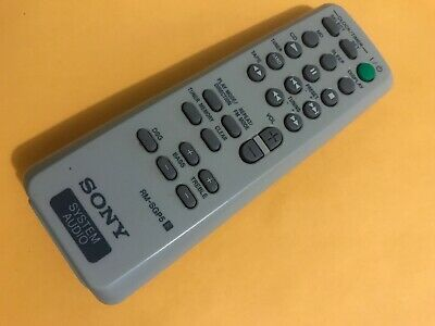REMOTE CONTROL RM-AMU163 For Sony CMT-GP5 CMT-GP8D HCD-GP8D Stereo