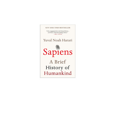 Sapiens A Brief History of Humankind