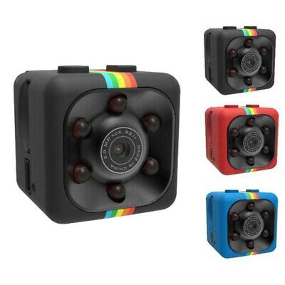 Telecamera Mini Action Spy Cam Camera Spia Videosorveglianza Micro Sd Full Hd
