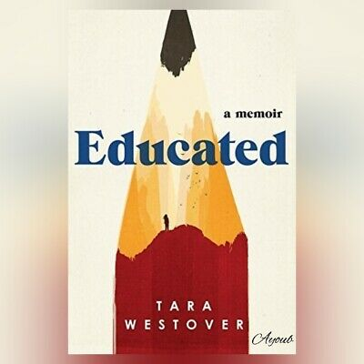 EDUCATED : a memoir by tara westover ⚡fast delivery⚡