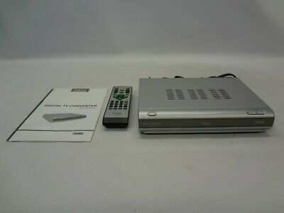 Tivax STB-V8 Digital to Analog TV Converter *Tested See Notes*