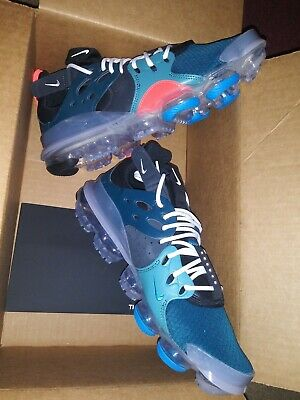 54036ae3378 NIKE AIR VAPORMAX Marc Newson MN Vachetta Teal AMD17 923004 200 10 ...