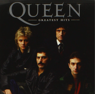 Greatest Hits by Queen NEW! CD 20 TRACKS,Freddie Mercury,Brian May,Roger Taylor