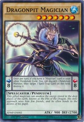 Yugioh Magna-Slash Dragon DP07-EN010 NM//MINT Common 3X 1st Edition