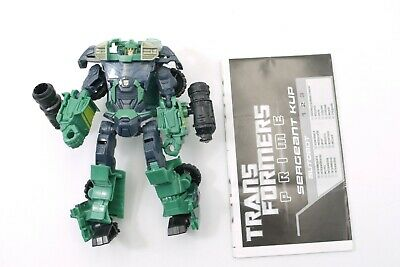Transformers Prime RID Deluxe Class Sergeant Kup Autobot Action Figure Hasbro