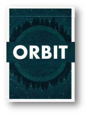 Orbit V6 Playing Cards Poker Playing Cards Poker Playing Cards Cardistry